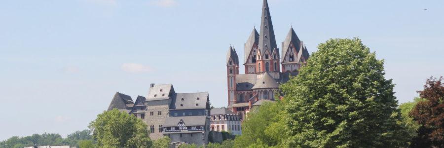 Lahntalschifffahrt Wappen von Limburg