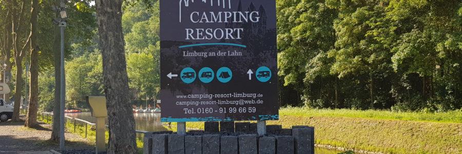 Campingplatz Limburg-Weilburg