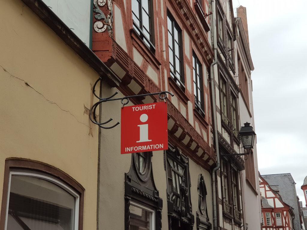 Tourist-Information Limburg-Weilburg
