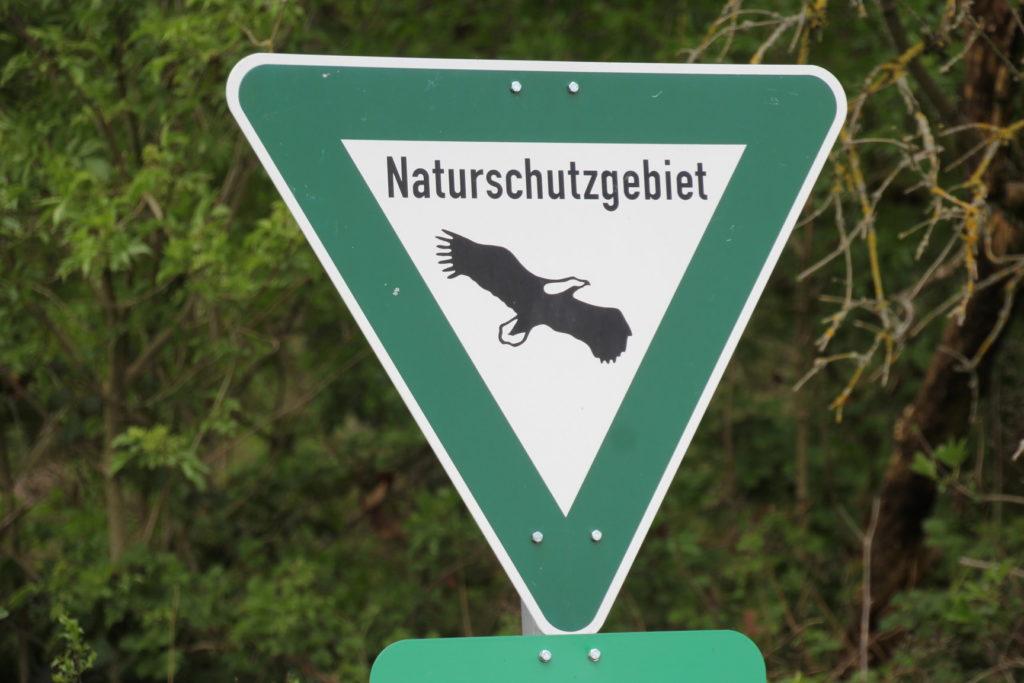 Blasiussteig Dornburg Naturschutzgebiet