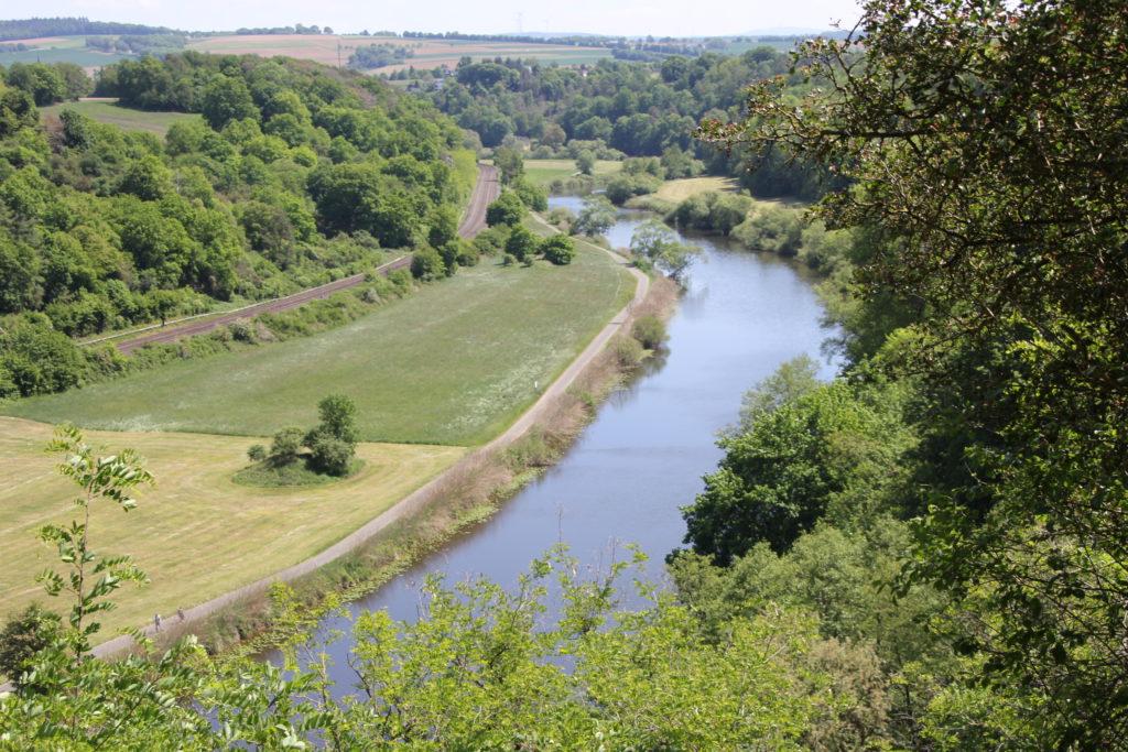 Lahnwanderweg Landkreis Limburg Weilburg