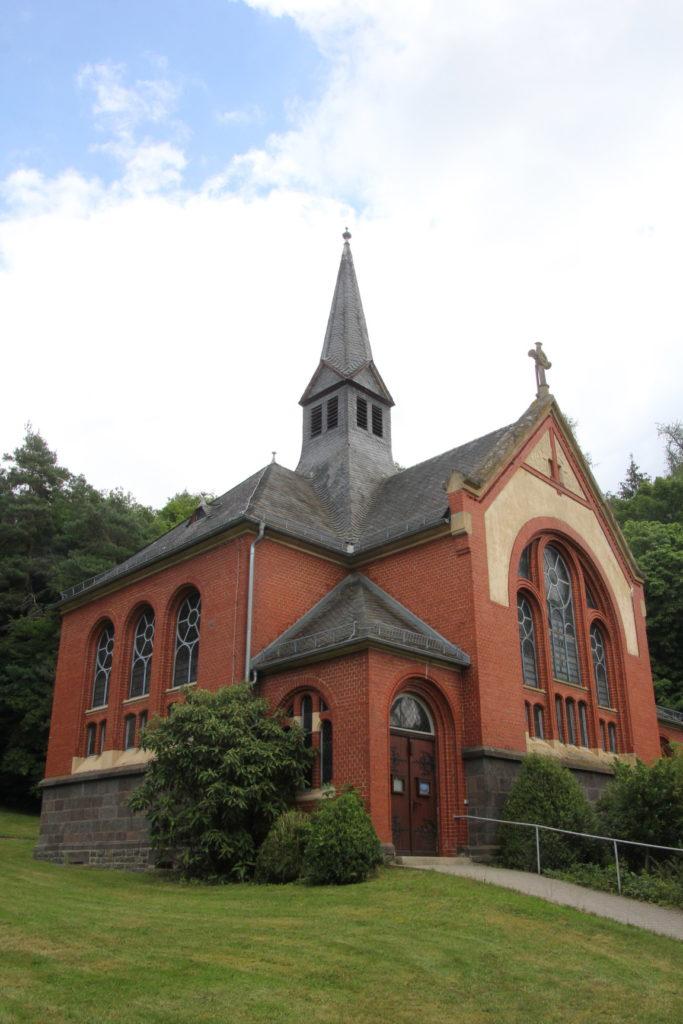 Weilmünster Steinkirche