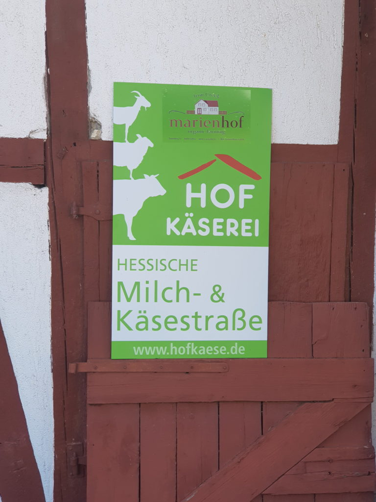Milch- und Käsestraße Hessen