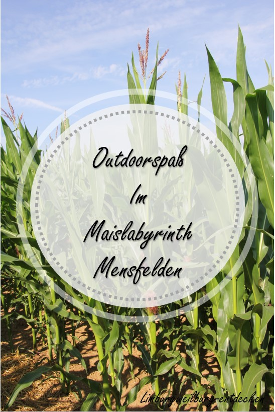 Maislabyrinth Mensfelden