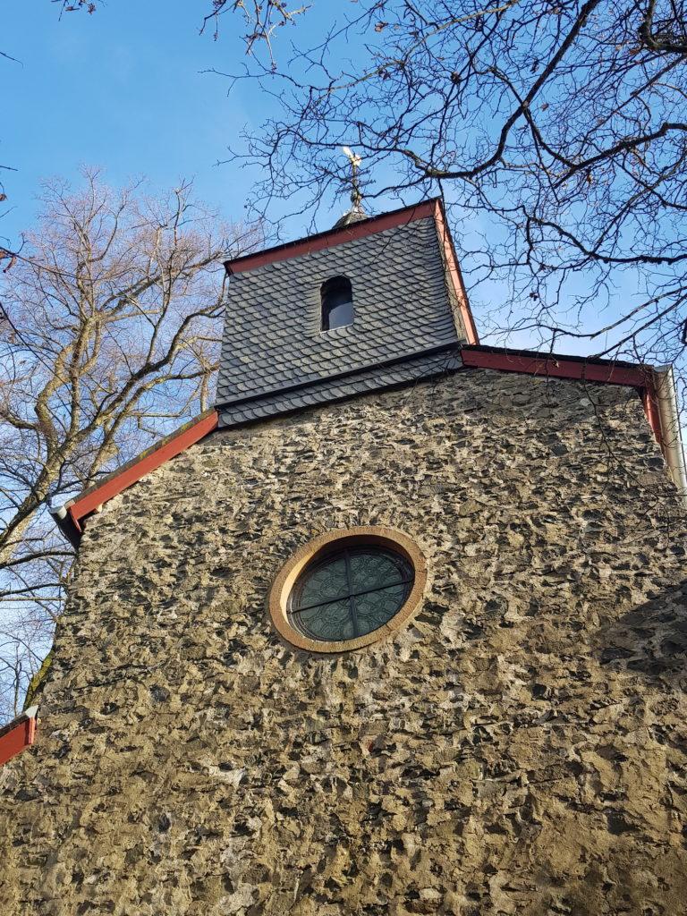 Blasiuskapelle Blasiusberg Dornburg