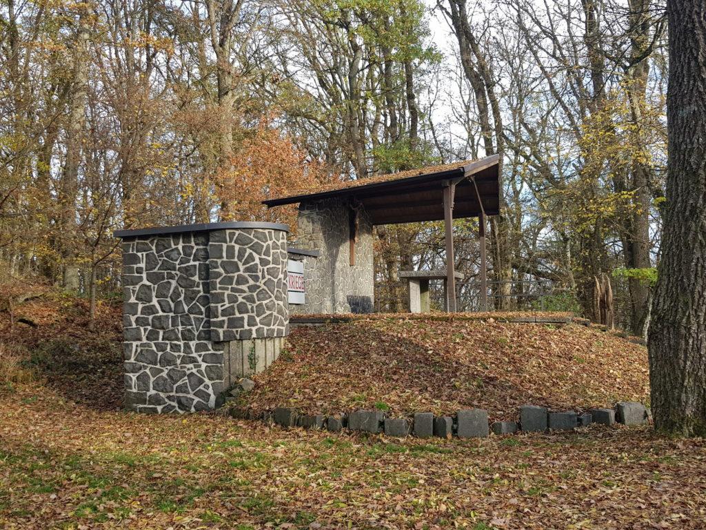 Blasiusberg Blasiuskapelle Gedenkstätte