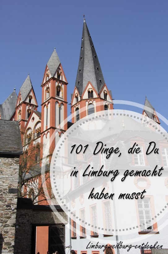101 Dinge in Limburg machen