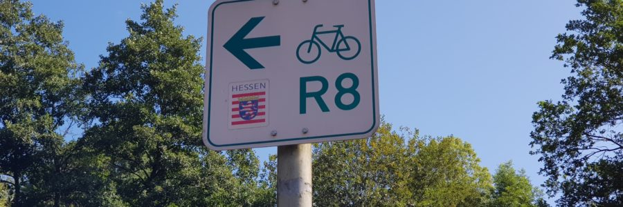 Fernradweg R8