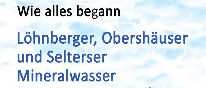 Löhnberg Selterswasser Buch