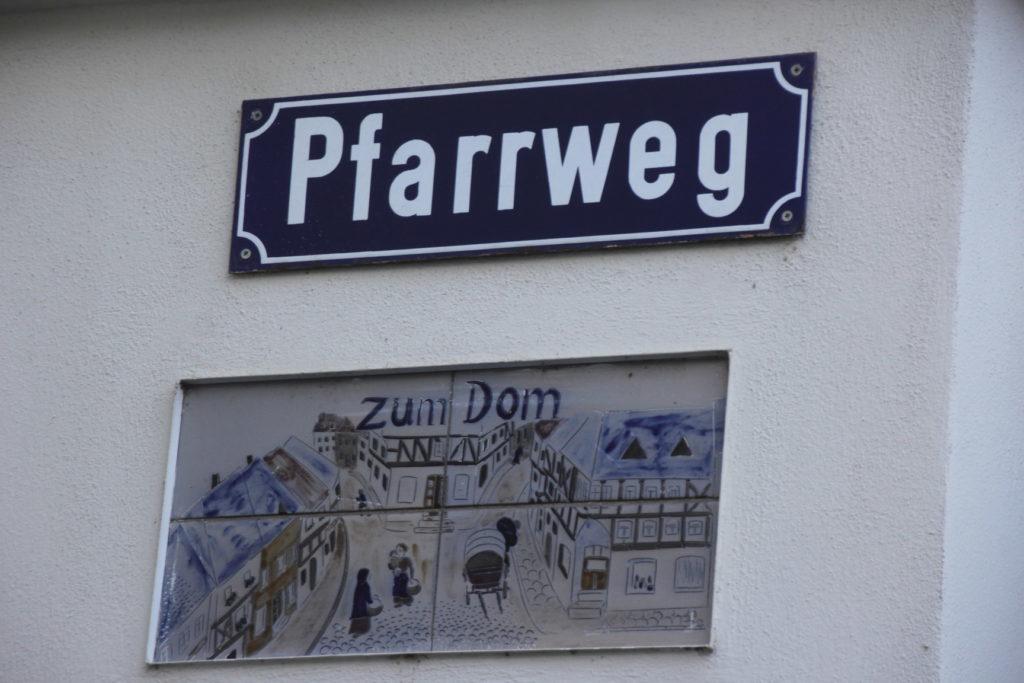 Pfarrweg Limburg