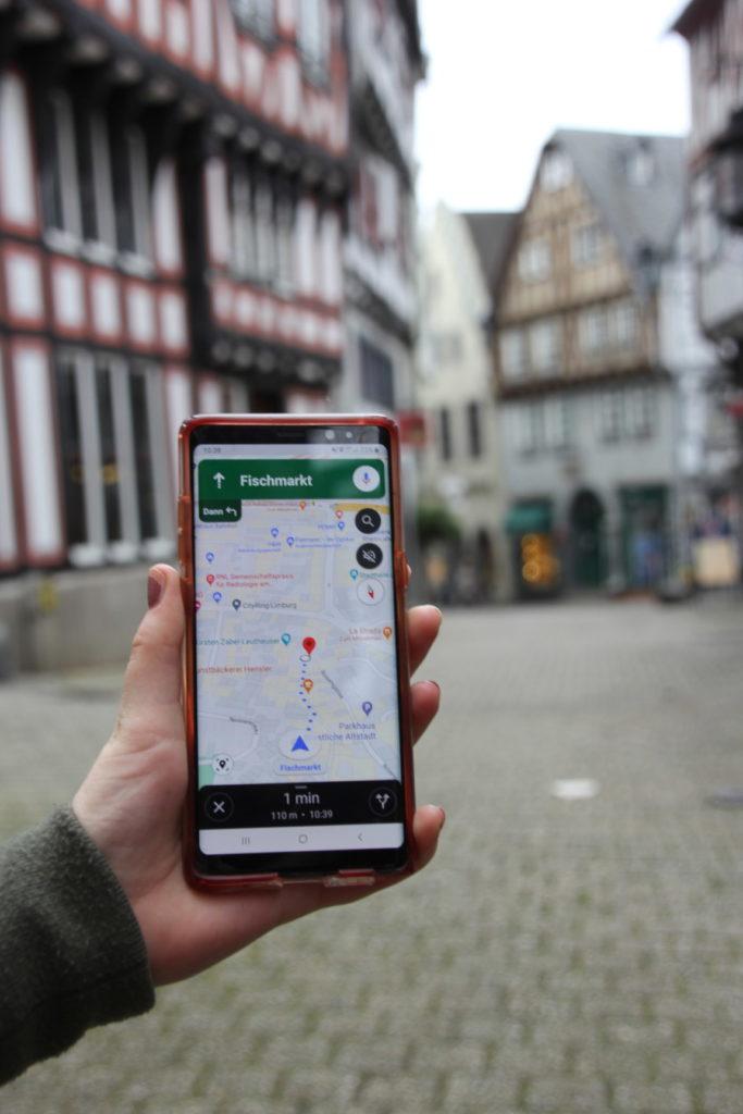 Geocaching Altstadt Limburg