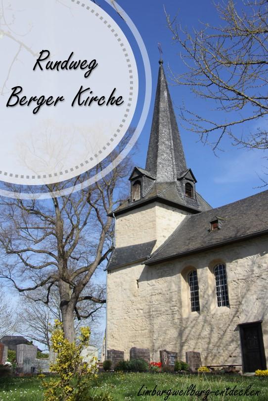 Rundweg Berger Kirche