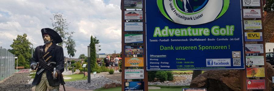 Adventure Golf Linter
