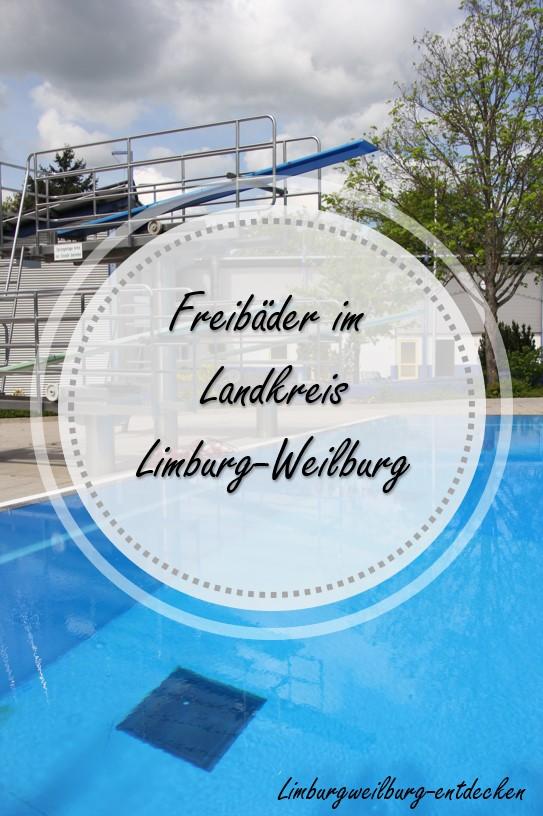 Freibäder Landkreis Limburg-Weilburg