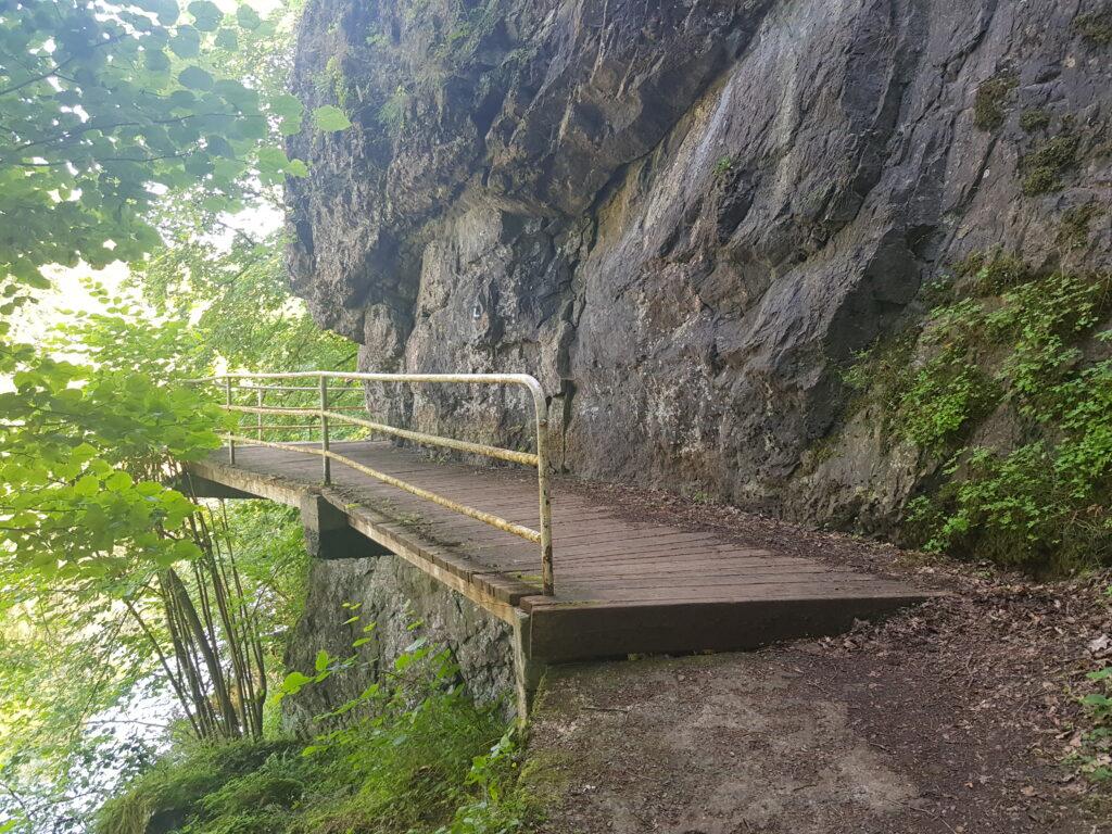 Hauseley-Felsen Weilburg